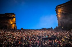 5.9.13 - Red Rocks Amphitheatre - Photo by Southern Reel